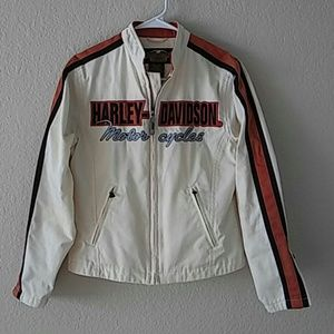 Harley Davidson Womens Logo Jacket
